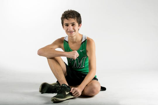 Liam Holston, Fort Myers High School, Cross Country, Fall All-Area athletes