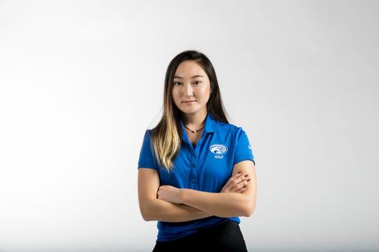 Brittany Shin, Canterbury School, Golf, Fall All-Area Athletes