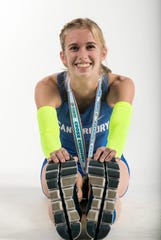 Jessica Edwards, Canterbury School, Cross Country, Fall All-Area athletes
