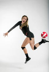 Katie Dickey, North Fort Myers High School, Volleyball, Fall All-Area athletes