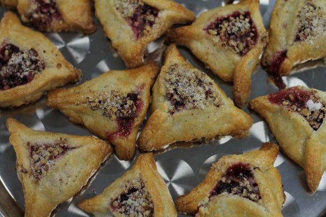 Cranberry Danish Cookies recipe from Kathleen Van Sistine, De Pere.