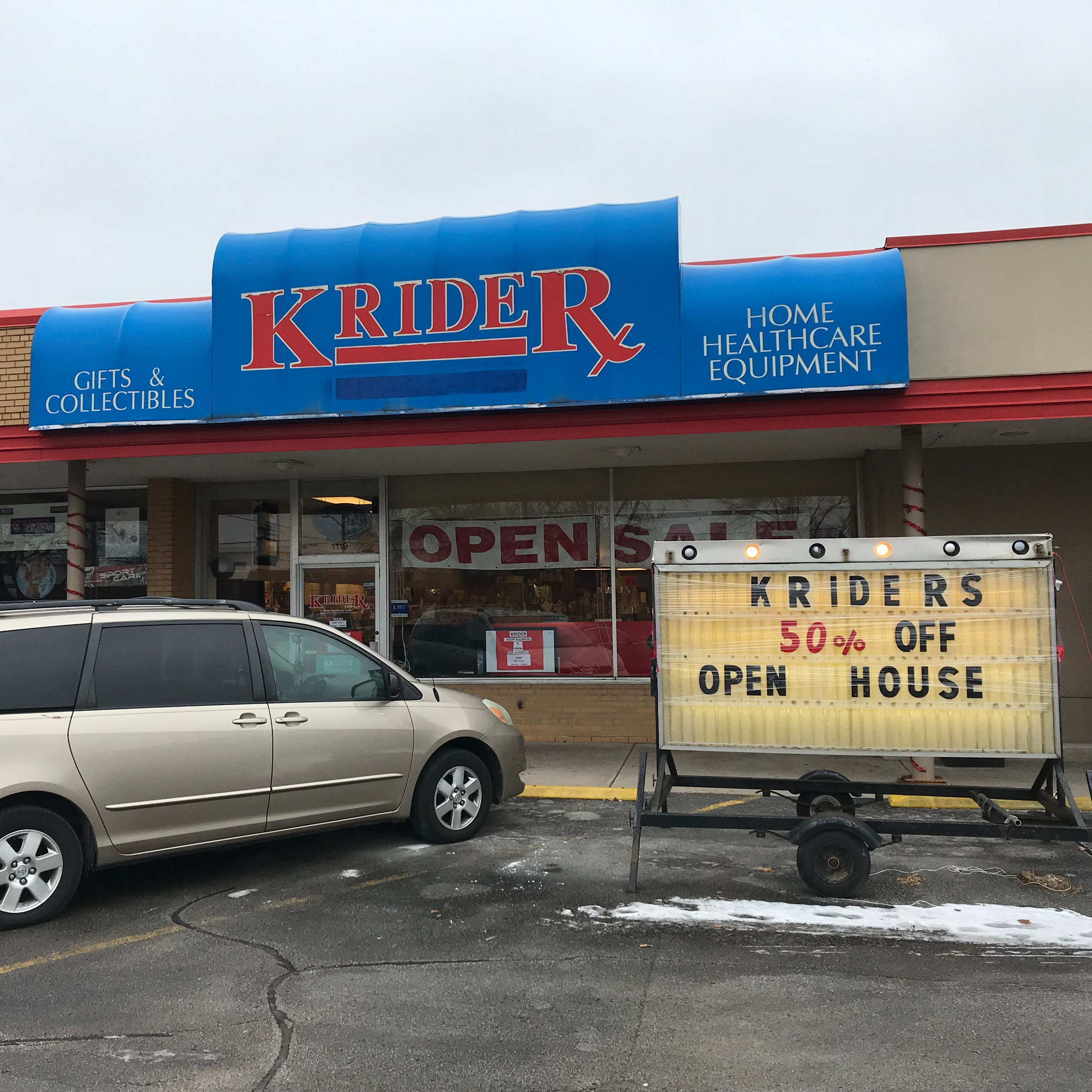 Krider Pharmacy in Green Bay to close after 63 years | Streetwise