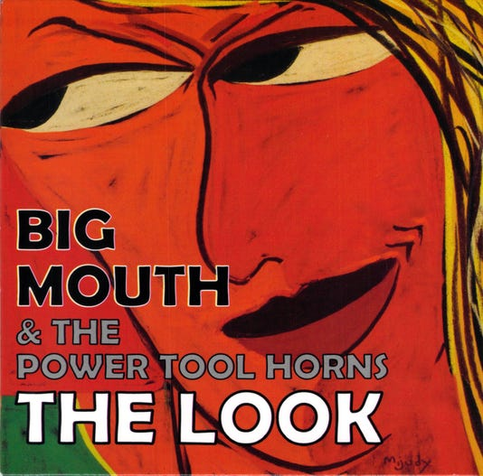 Big Mouth Cd