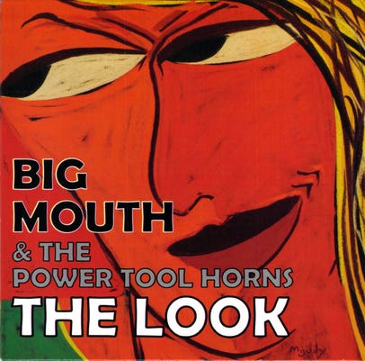Big Mouth & The Power Tool Horns release new album,