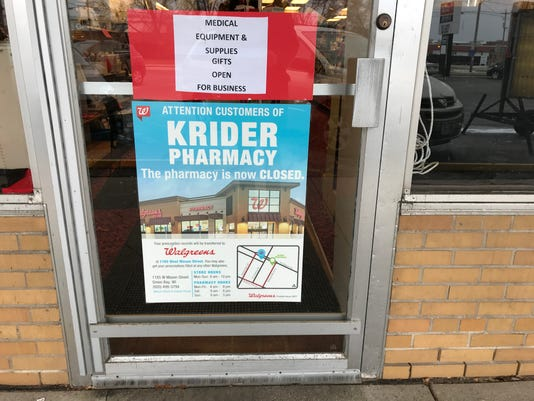Krider Pharmacy 2