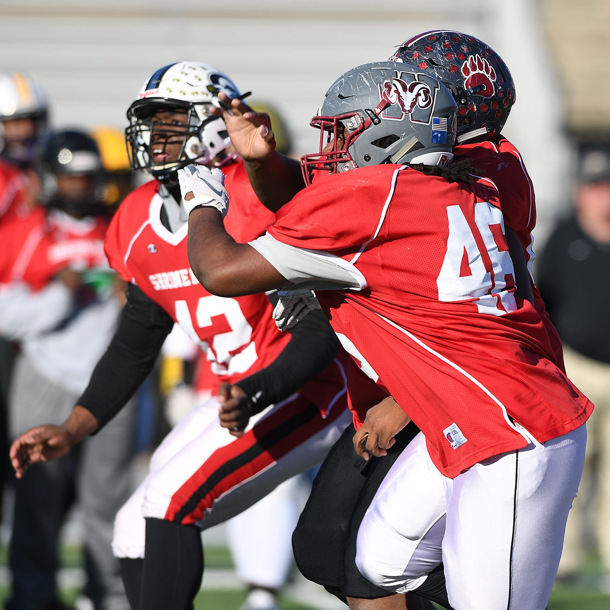 Shrine Bowl may help Westside's Devante Gambrell realize his college dream
