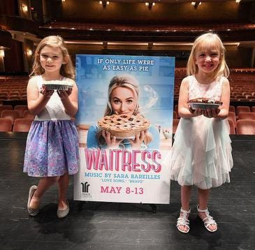 Upstate girl, 5, cast in Broadway production of 'Waitress'
