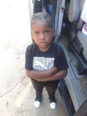 Arnez Jamison Jr., 4