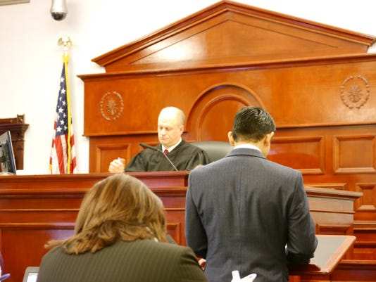Michael Christian Echeverria assault sentencing crime