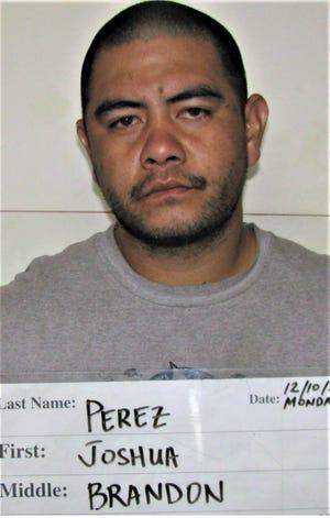 Joshua Brandon Perez