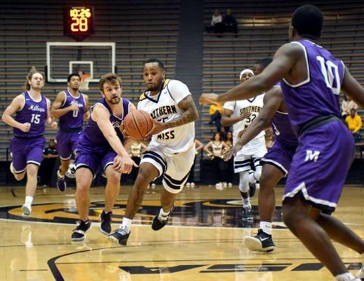 Millsaps Vs Usm Basketball 1