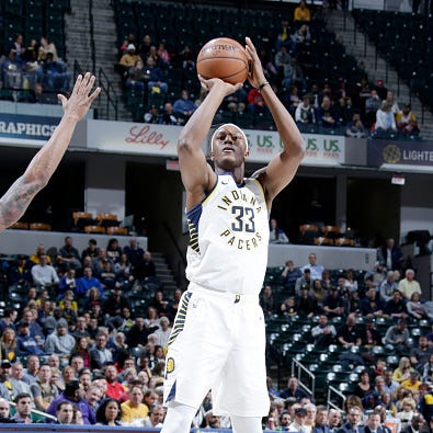 Season-best effort from Myles Turner rescues Pacers after almost blowing lead to Wizards
