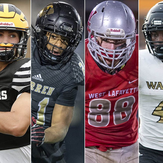 Here are your 2018 IndyStar Mr. Football position award winners