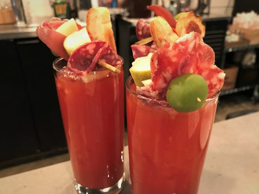 Turchetti's Salumeria brunch bloody mary Indianapolis