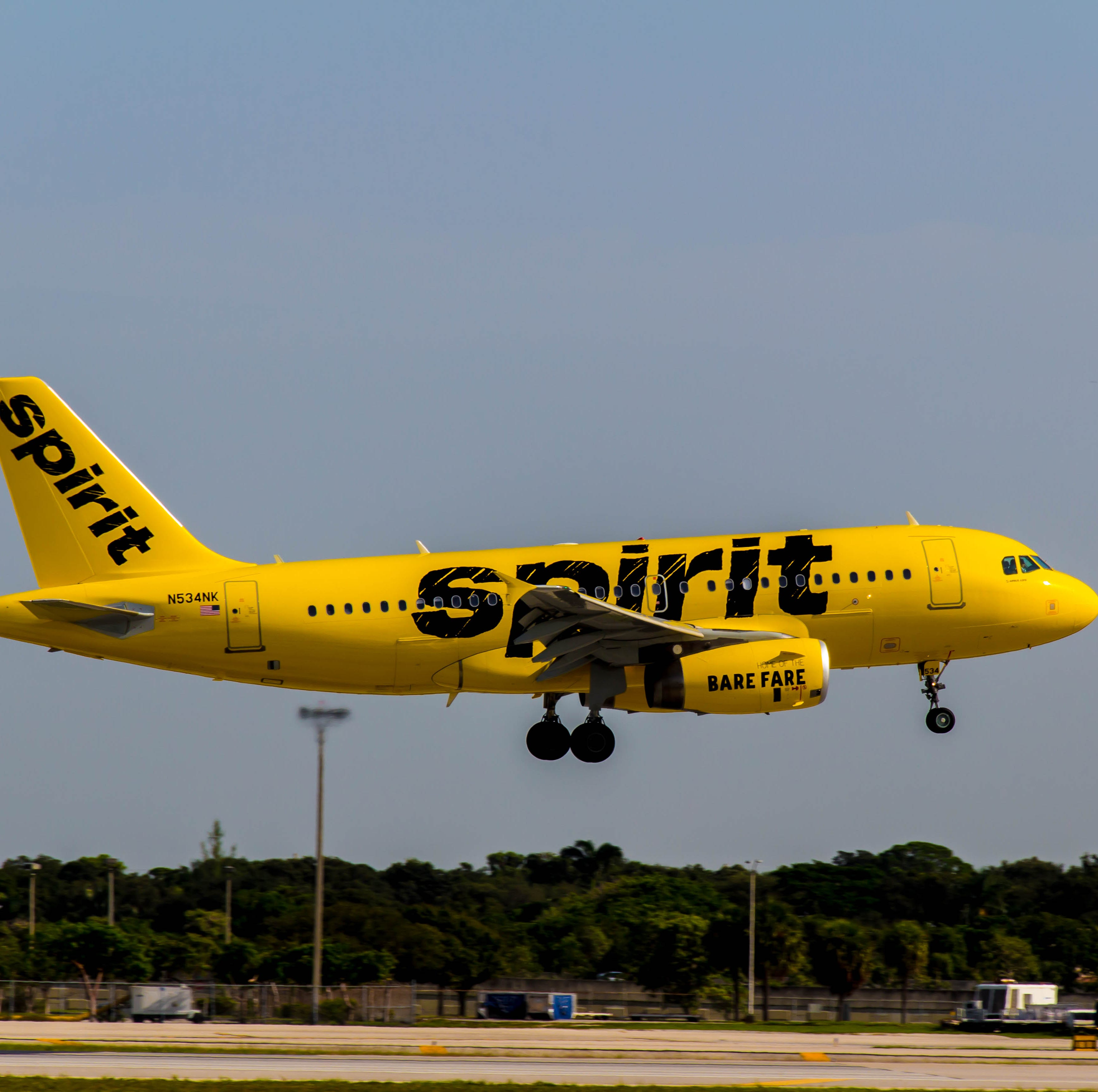 Spirit Airlines is the newest airline to come to Indianapolis International Airport.