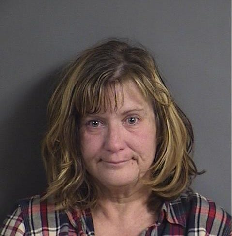North Liberty woman faces OWI charge after allegedly crashing into baseball dugout