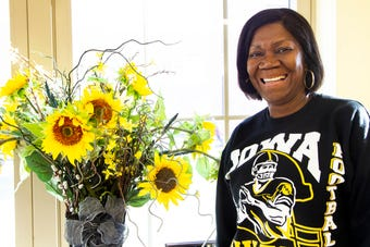 Bernadine Franks will graduate on Dec. 15 with a bachelor's degree in social work, 50 years after promising her mother she would complete college.