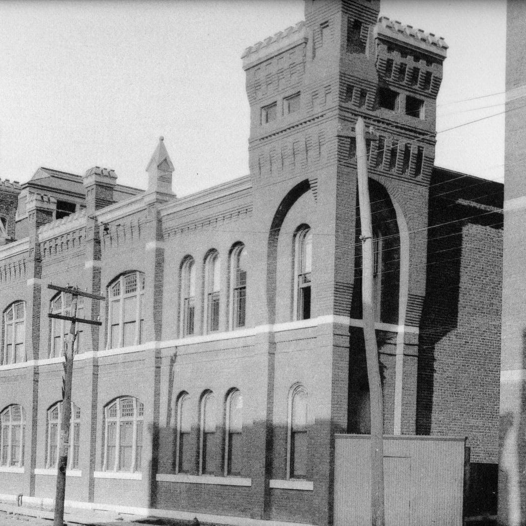 Spanning Time: Reviving interest in Binghamton's first armory