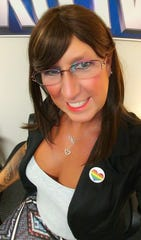 Mollie Kester is a transgender advocate on the Gulf Coast
