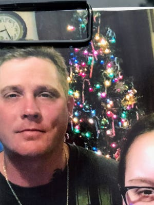 This photo submitted by Henderson County Sheriff's Office is a recent photo of Rocky Wilson, who has been missing since Saturday.