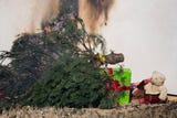 Rural Metro fire department has two tips to keep your Christmas tree from burning the house down, Tuesday, Dec. 11, 2018.