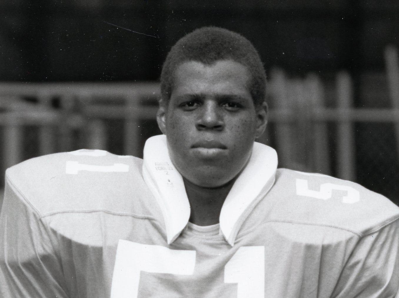 Reggie McKenzie, UT, 1981