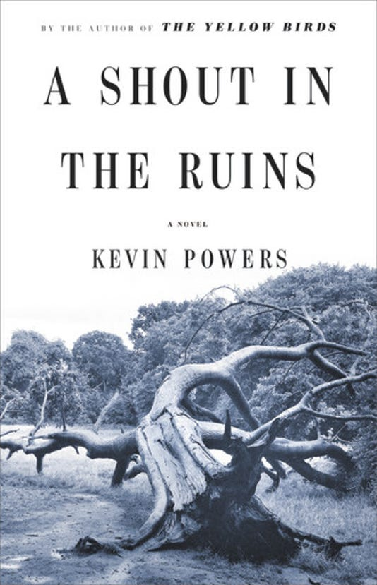 A Shout In The Ruins Cover Image 1