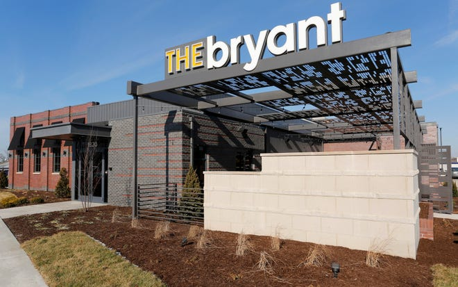 The Bryant, the newest restaurant offering by the Christos family, Tuesday, December 11, 2018, at 1820 Sagamore Parkway West in West Lafayette. The Bryant features a wide variety of food and drink options in an upscale, contemporary setting.