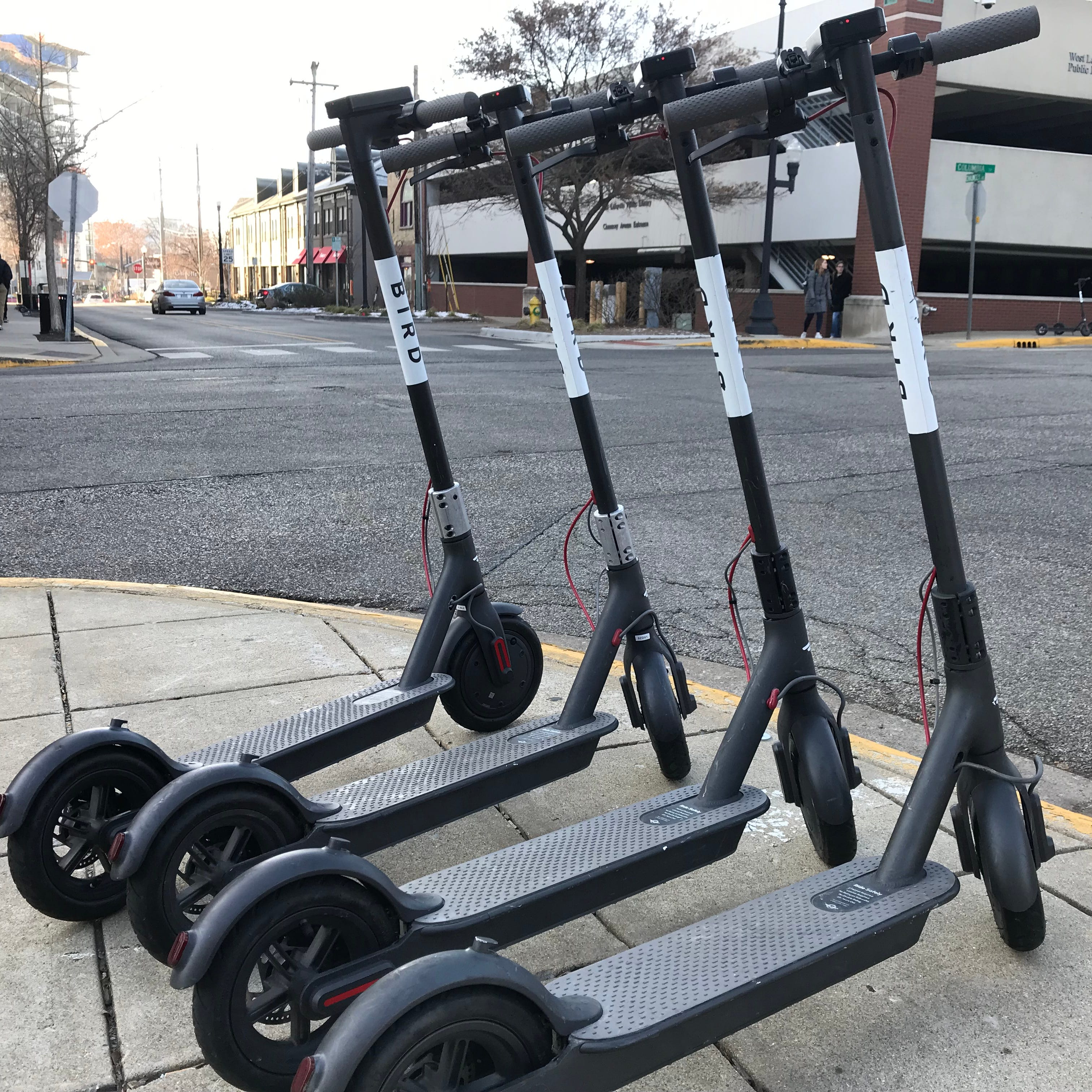 Bangert: More expensive scooter rides at Purdue? Bird drops hints in face of WL fees