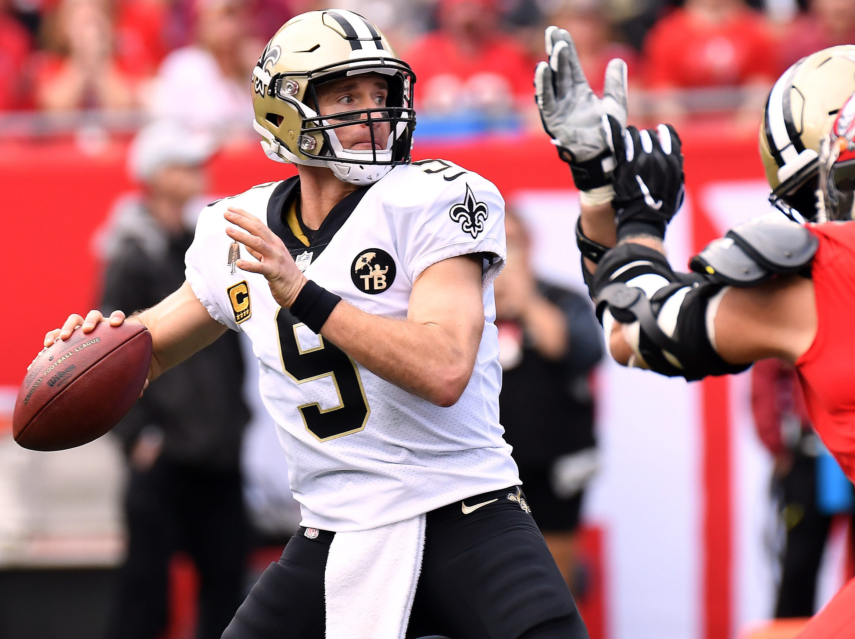 Of all things, passing game biggest issue for Saints