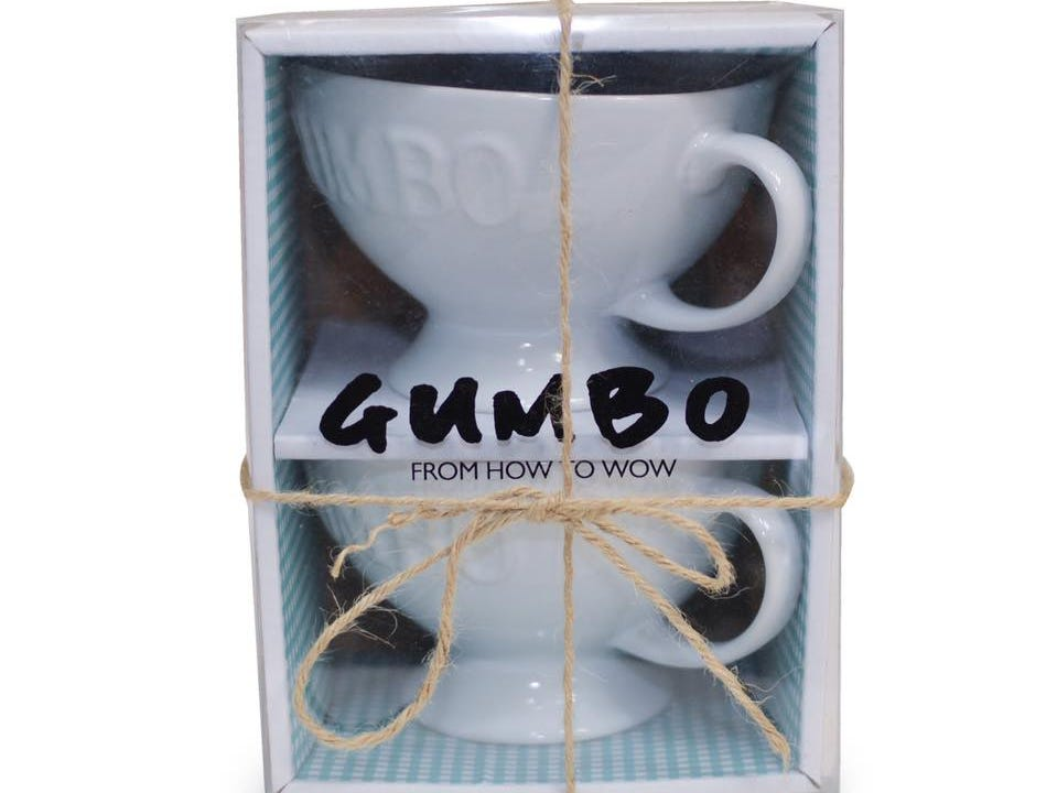Gumbo bowls sold at The Gift Pod