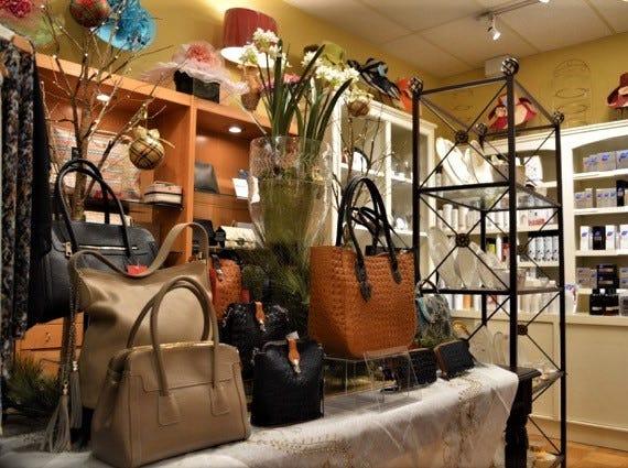 Designer bags sold at Jody's Inc.