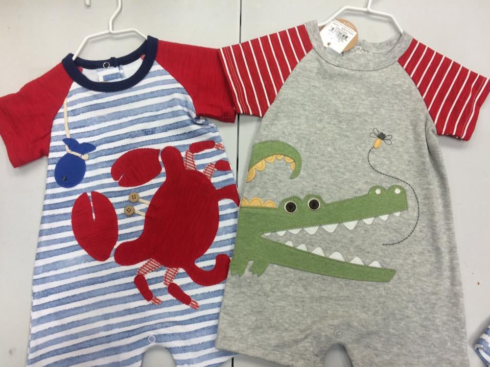 Cute toddler ware sold at Towne Pharmacy