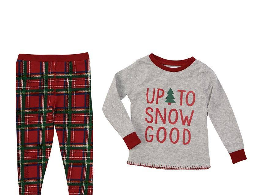 Children's pajamas sold at The Gift Pod