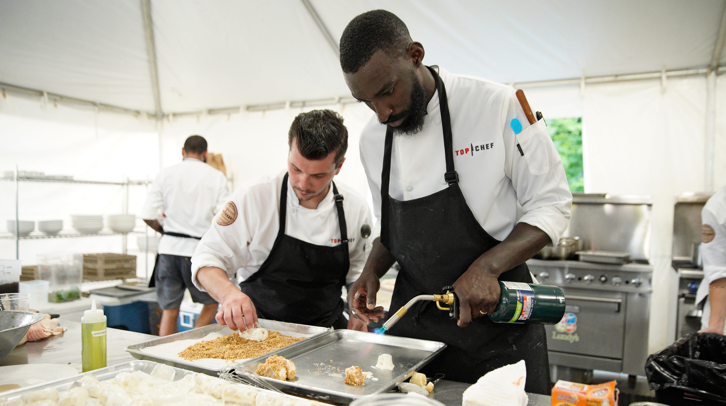 Top Chef\' season 16: Contestants tackle Kentucky cuisine