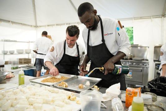 Top Chef Season 16, Episode 2