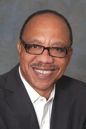 Pulitzer Prize-winning journalist Eugene Robinson.