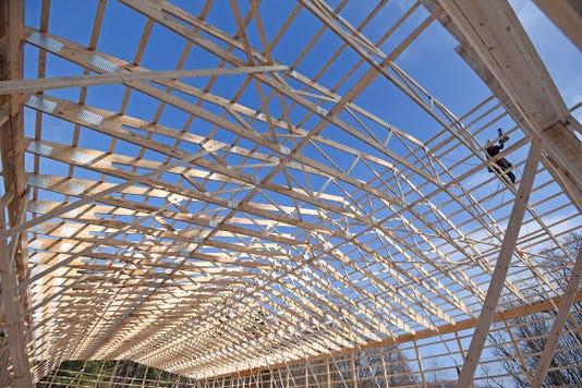 Barn Build