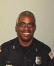 Sam Blue, former MPD officer