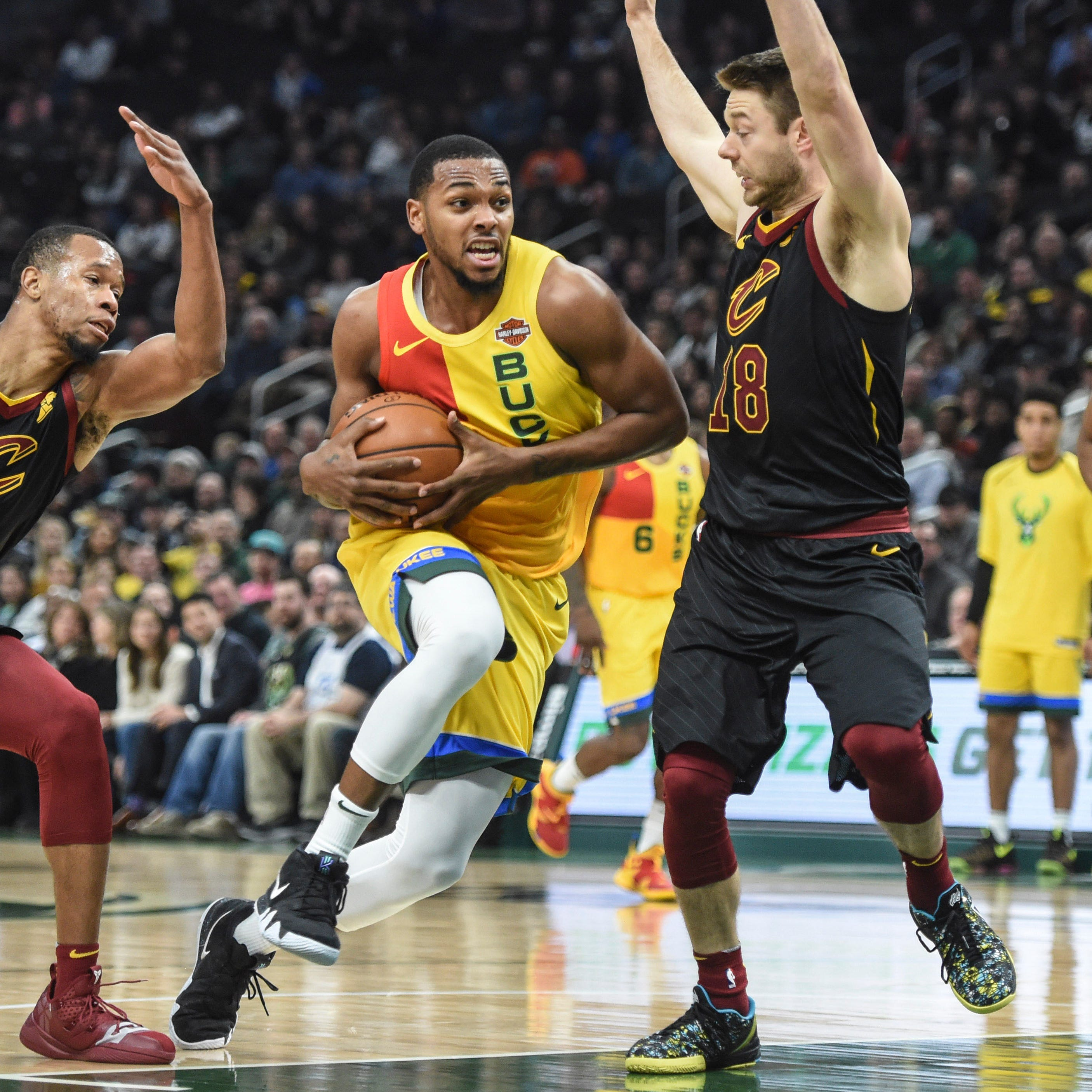 Bucks 108, Cavaliers 92: Easy win without Giannis