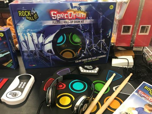 Sub 7 Toys Specdrum