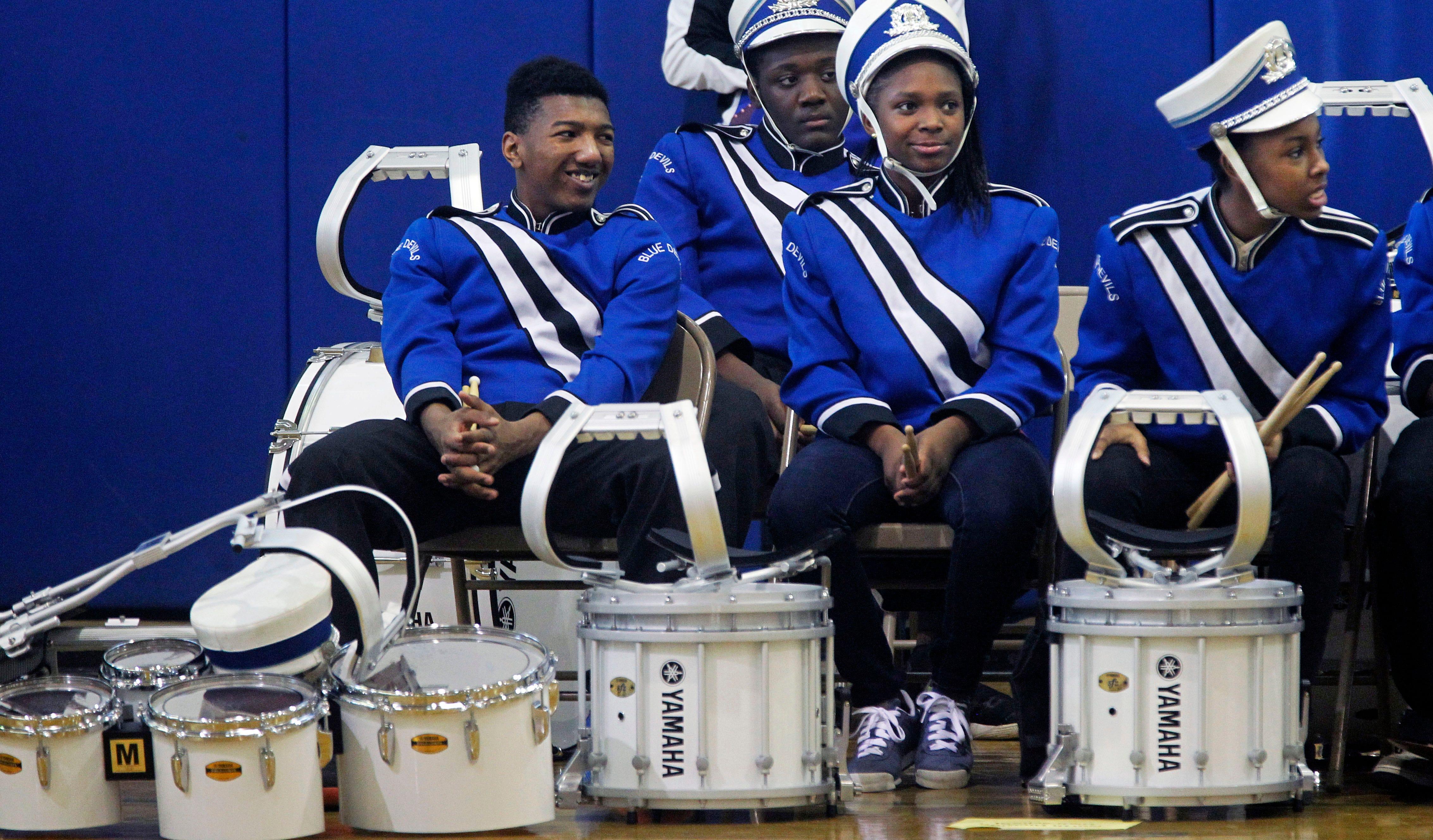 Indoor drumline uniforms for sale