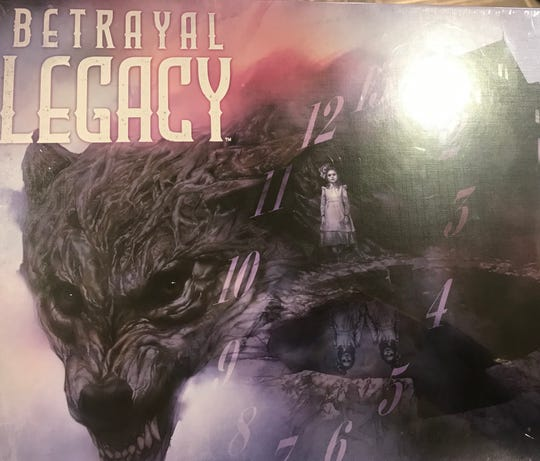 Betrayal Legacy is a popular board game that follows up on Betrayal at House on the Hill.