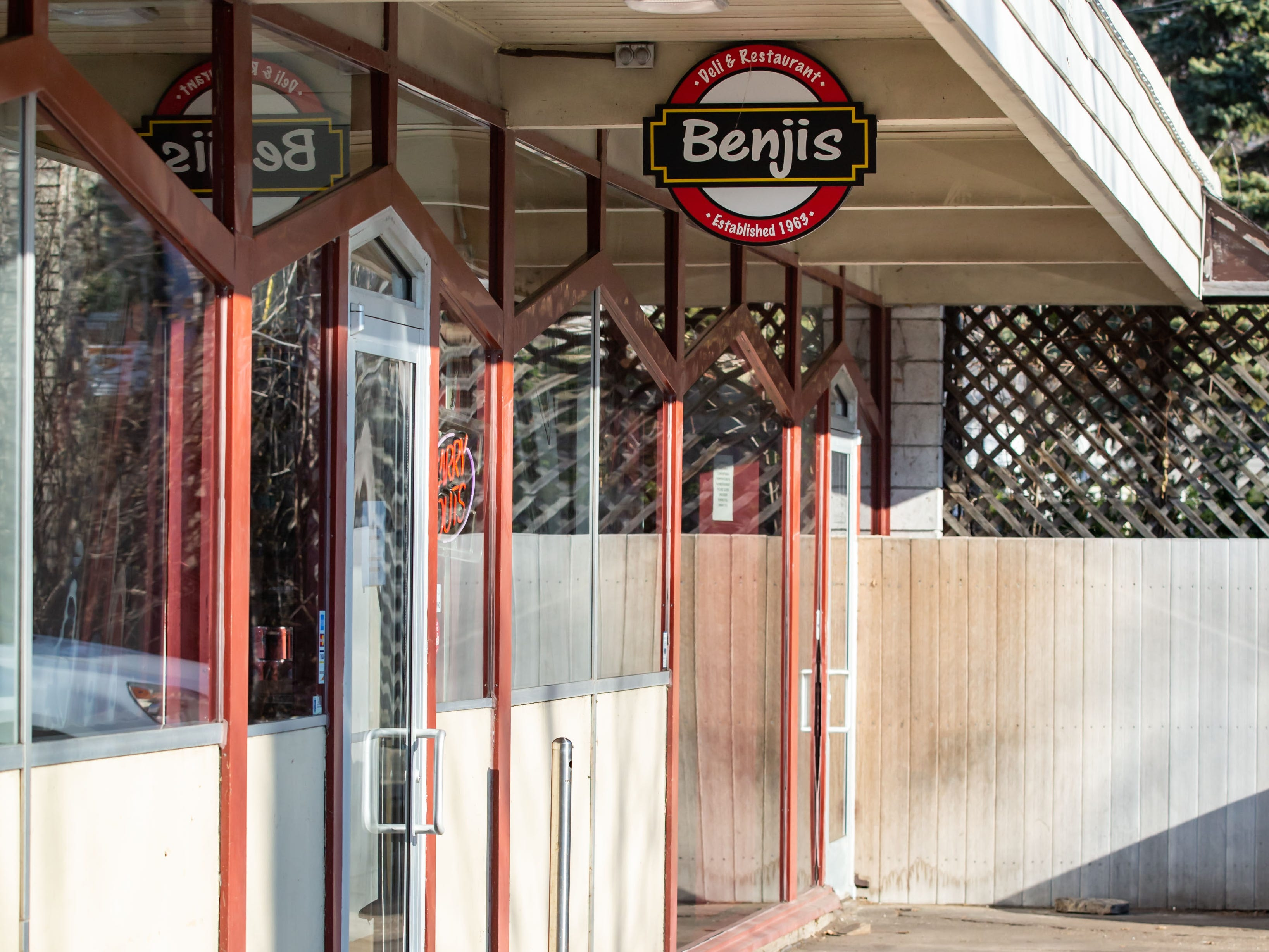 BenjiÕs Deli is located at 4156 N Oakland Ave. in Shorewood and features ample seating along with take out.