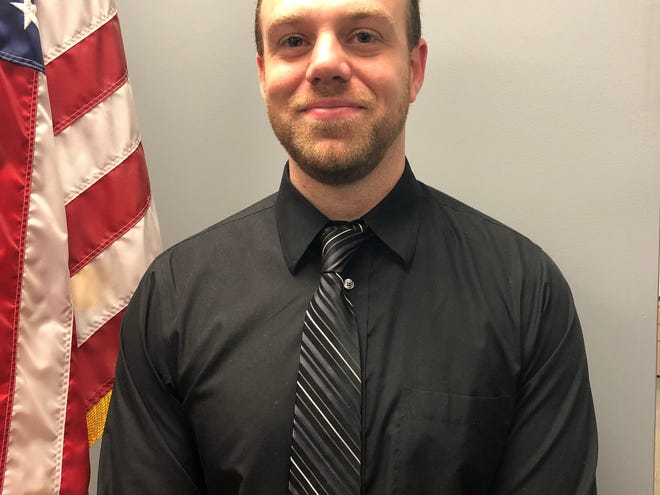 New Lisbon Town Clerk Dan Green has been on the job since September. A native of Wisconsin, he holds a degree from the University of Wisconsin-Whitewater.