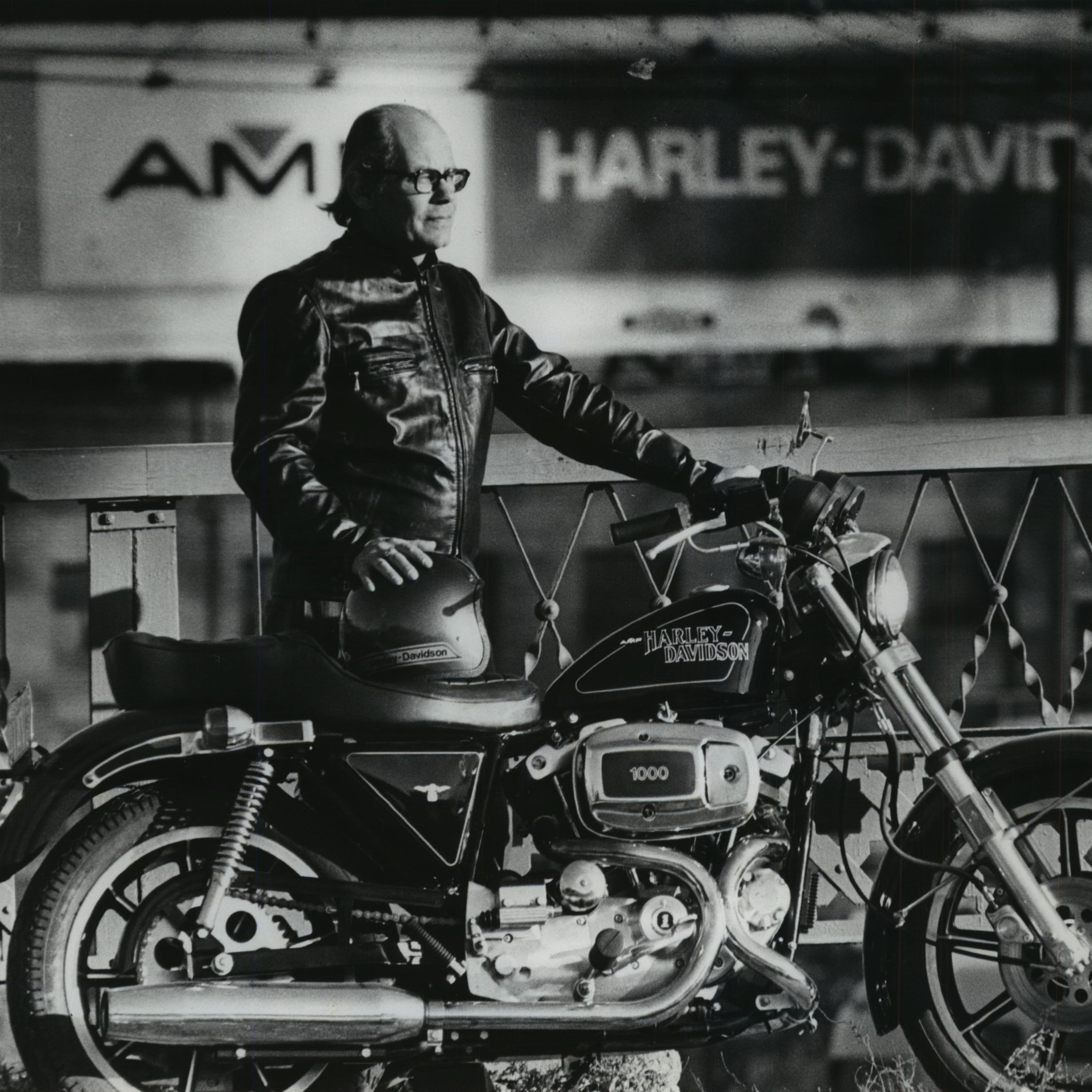 Faced with a hostile takeover, Harley-Davidson looked for help, and found AMF