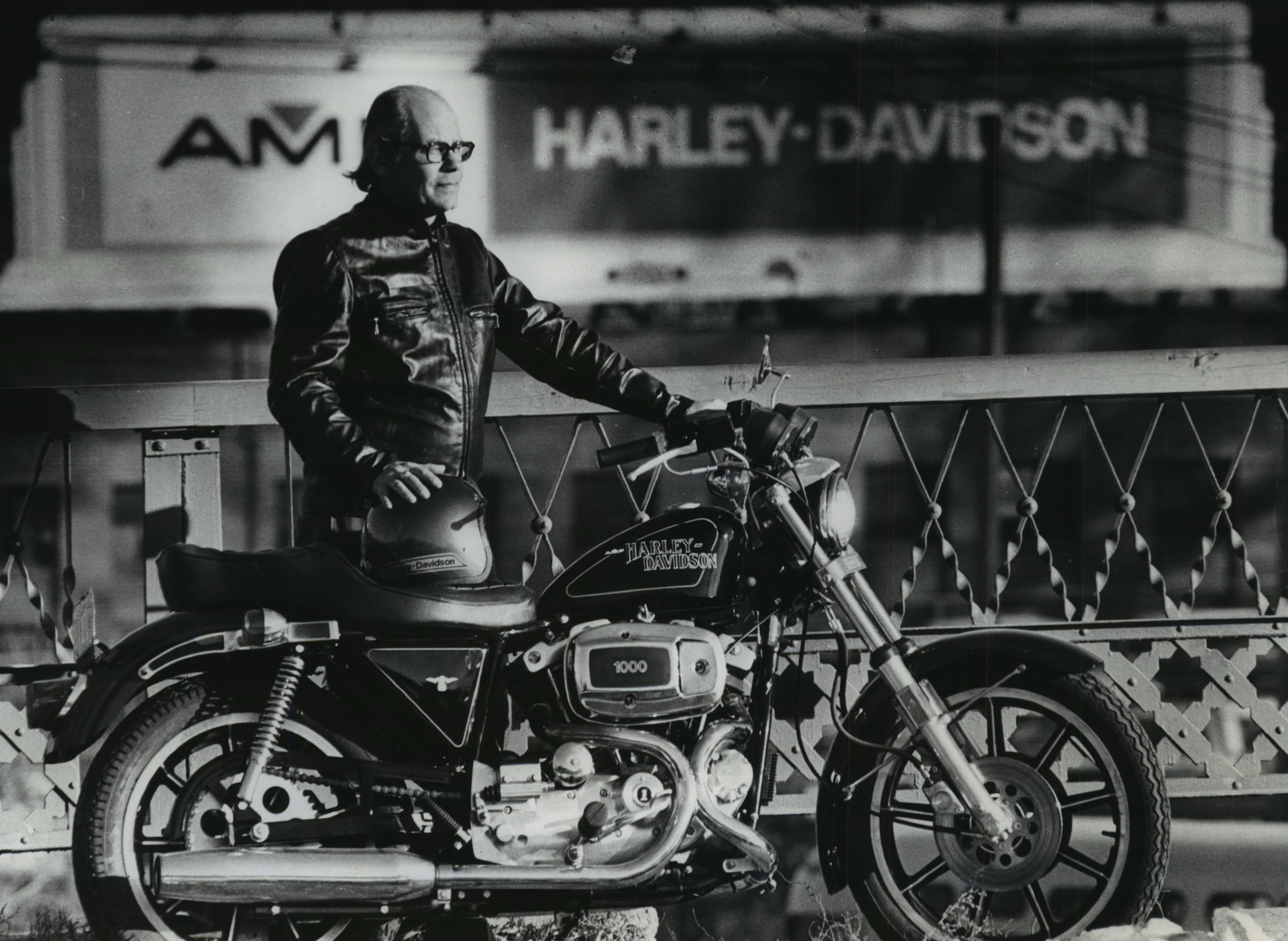 Harley Davidson 1978