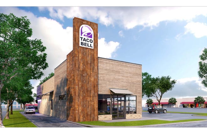 The City of Brookfield Plan Commission recommended approval for a unique 2,131-square-foot Taco Bell to be built on a vacant lot at the southwest corner of Lisbon Road and 124th Street on Dec. 10.