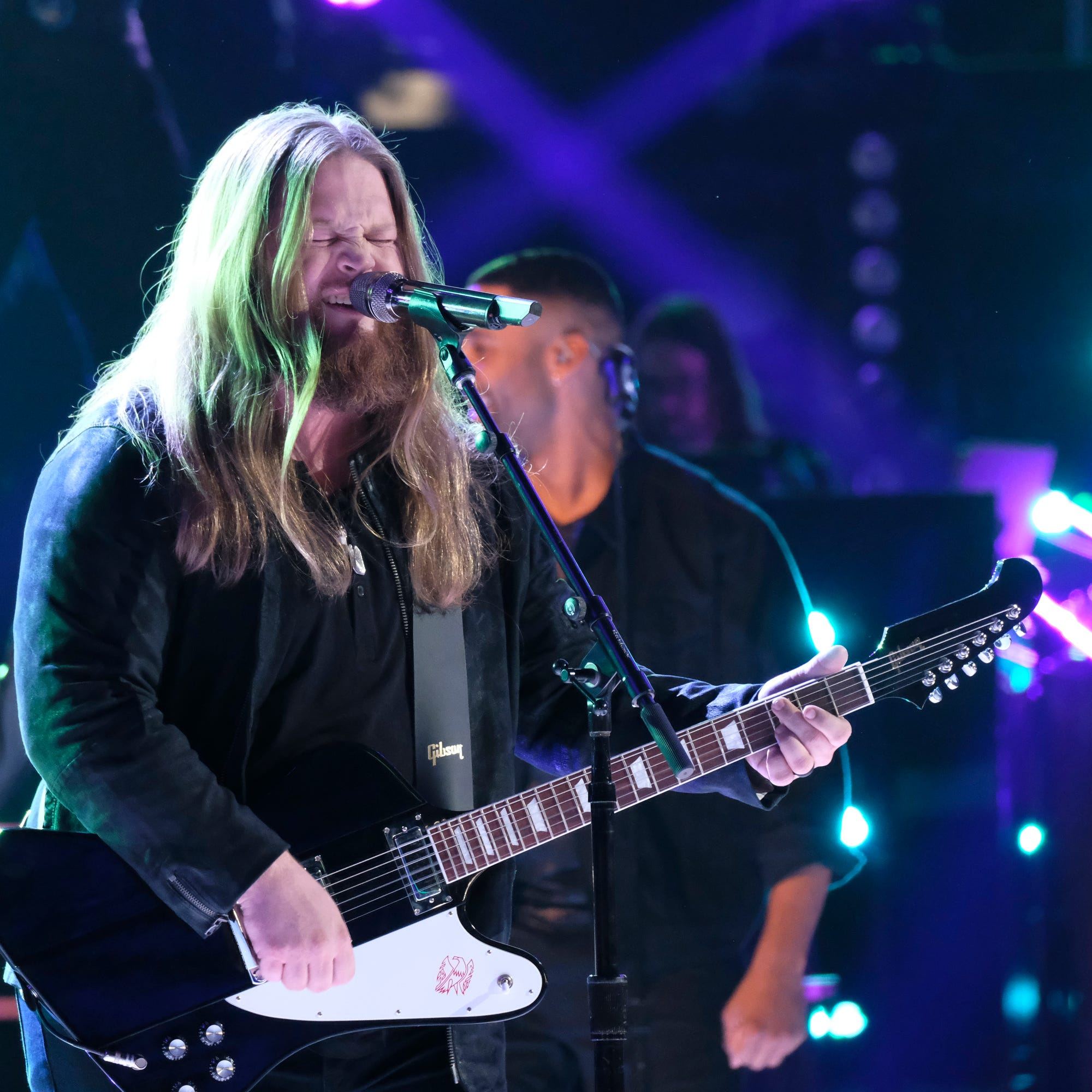 Wisconsin's Chris Kroeze is going to the finals on 'The Voice'