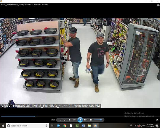 Alleged suspects in a West Monroe hate crime investigation.